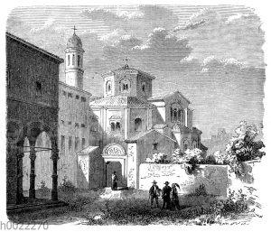 Ravenna: St. Vitale