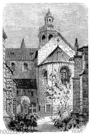 Hildesheim: Dom
