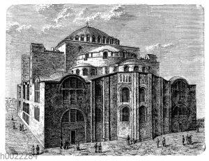Konstantinopel: Sopienkirche