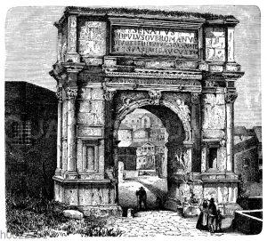 Triumphbogen des Titus