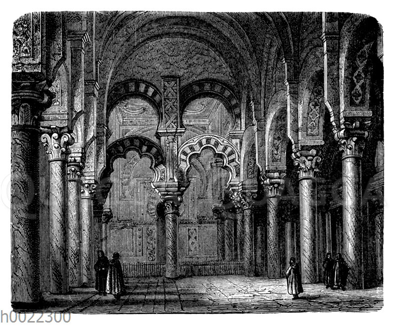 Cordoba: Moschee