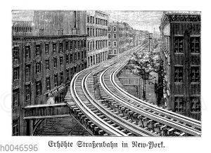 NewYork: Straßenbahn