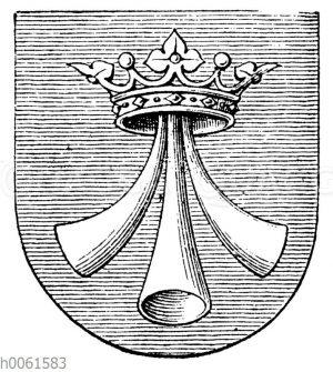Wappen von Stralsund.