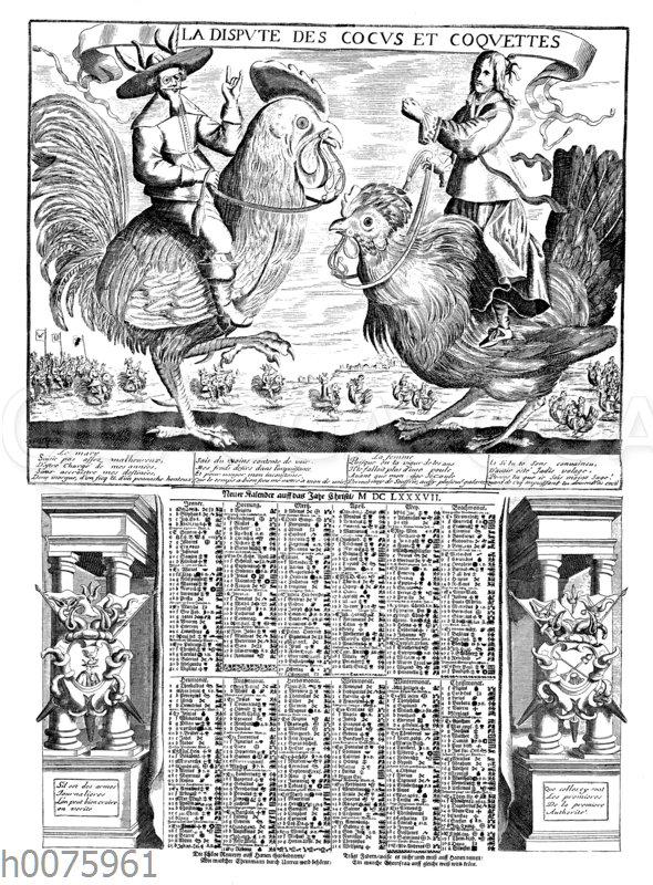 Der Kalender der Gehörnten
