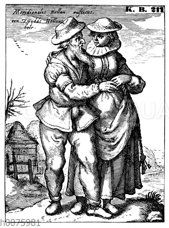 Holländische Bauerntracht