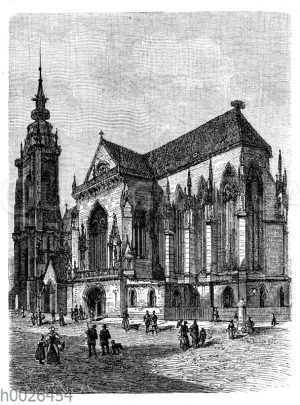 Münster zu Kolmar
