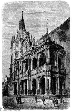 Rathaus in Köln