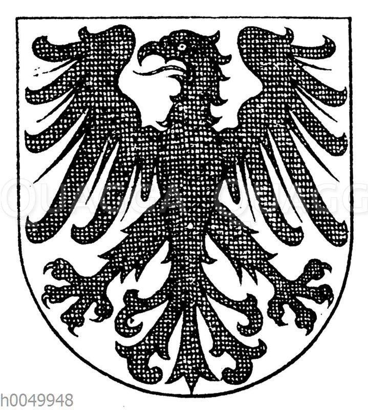 Wappen von Arnstadt