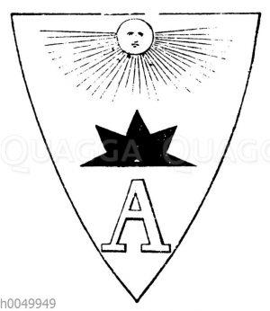 Wappen von Arolsen