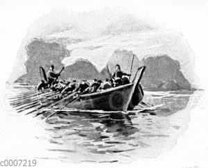 Staatsschiff des Hieron von Syrakus