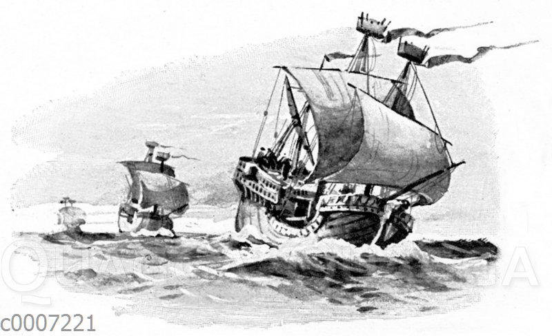 Hansa-Kogge (14. u. 15. Jalirh)