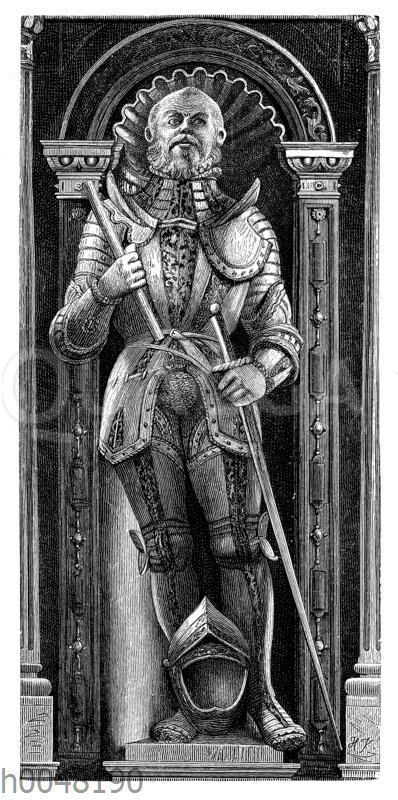 Landgraf Philipp der Großmütige von Hessen
