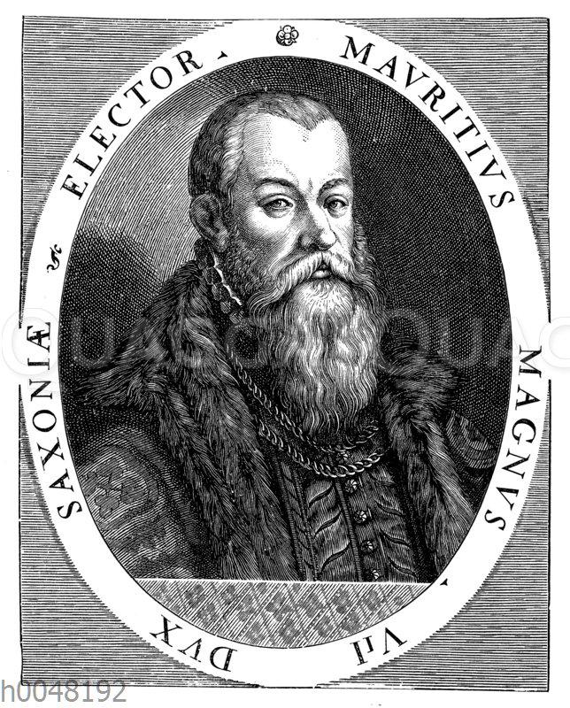 Kurfürst Moritz von Sachse