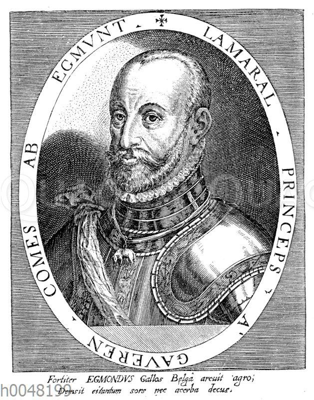 Lamoral Graf von Egmont