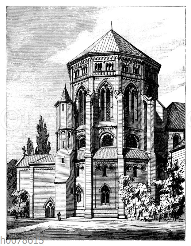 St. Gereon in Köln
