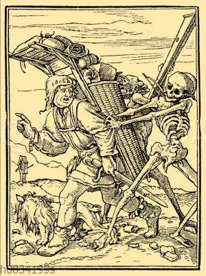Der Tod und der Krämer