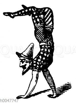 Vignette: Akrobat