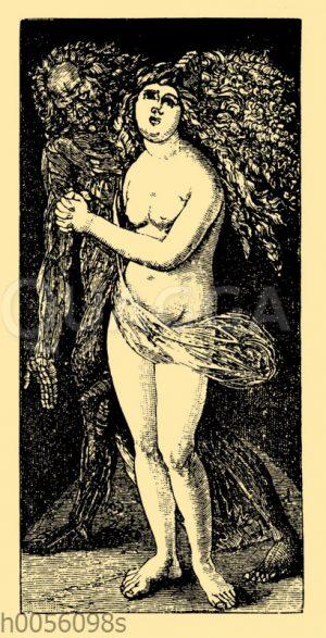 Tod und Jungfrau von Hans Baldung