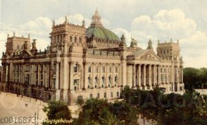 Berlin: Reichtstagsgebäude