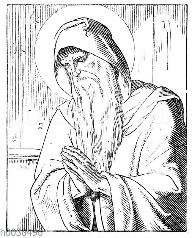 Hl. Abt Theodosius