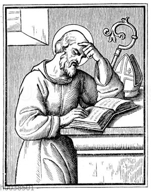 Hl. Bischof Hilarius