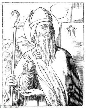 Hl. Erzbischof Ildephonsus