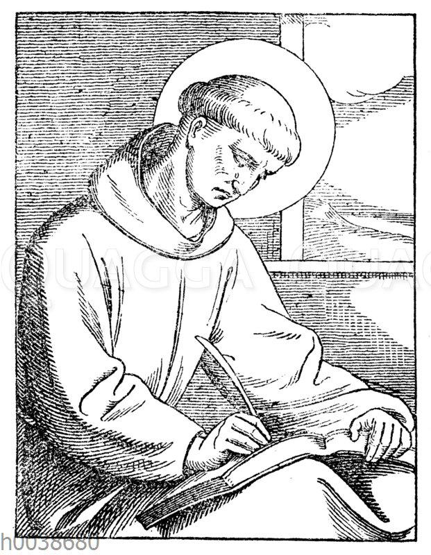 Hl. Bernardin von Siena