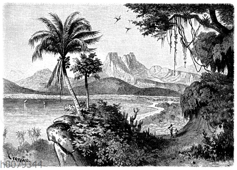 Bai auf West-Haiti