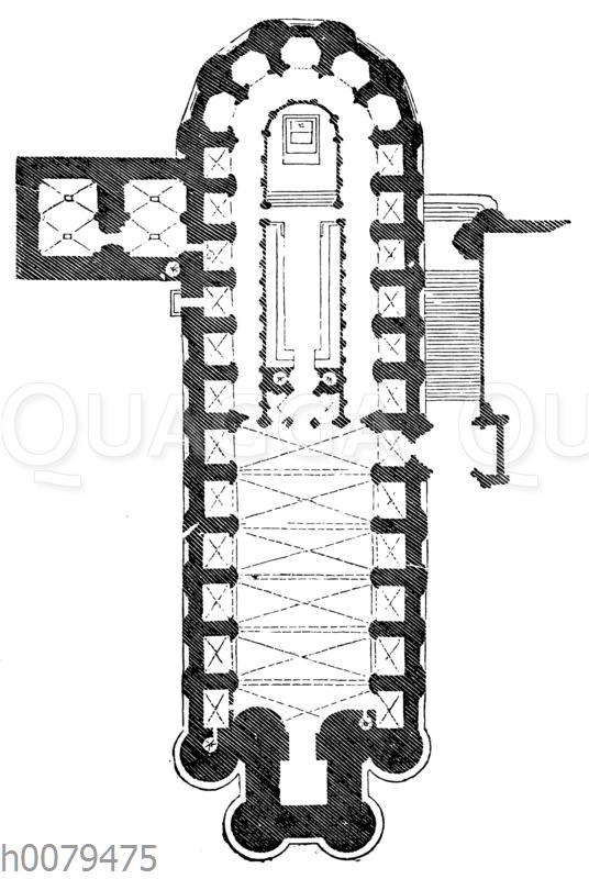 Kathedrale zu Albi