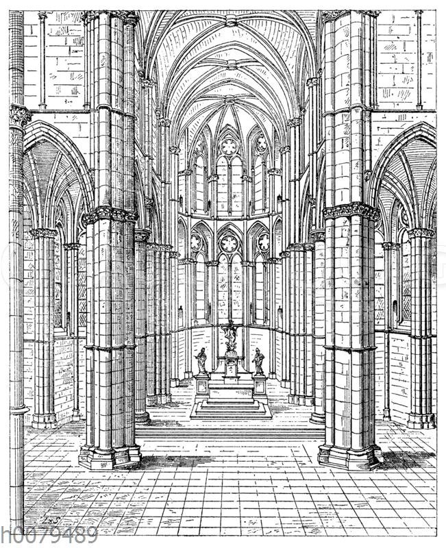 Liebfrauenkirche in Trier