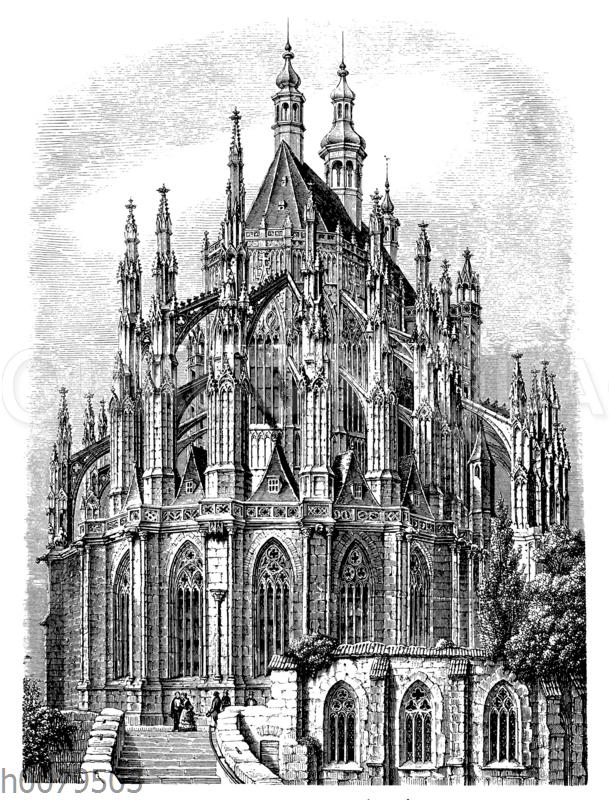 Barbarakirche zu Kuttenberg