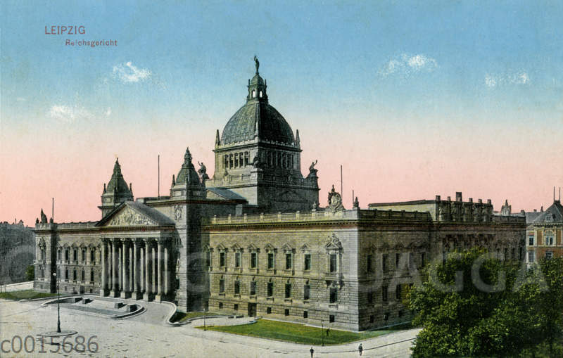 Leipzig: Reichsgericht