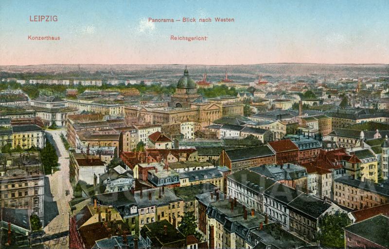 Leipzig: Panorma