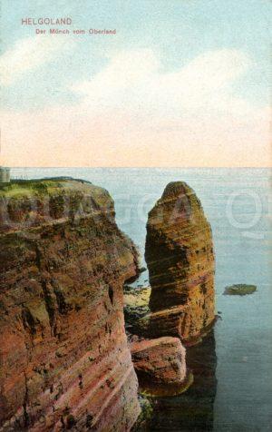 Helgoland: Der Mönch vom Oberland