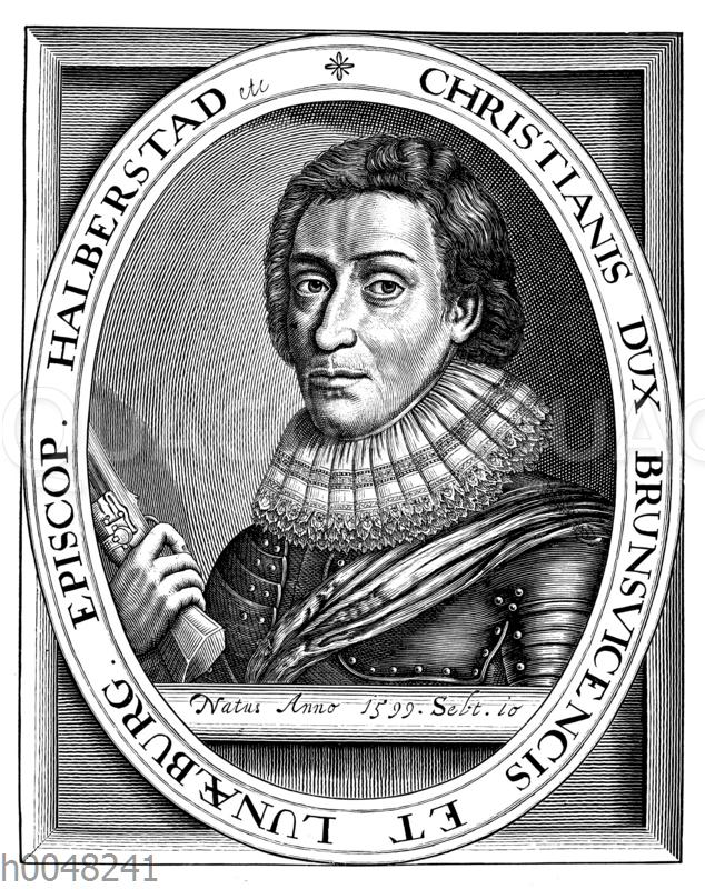 Herzog Christian von Braunschweig