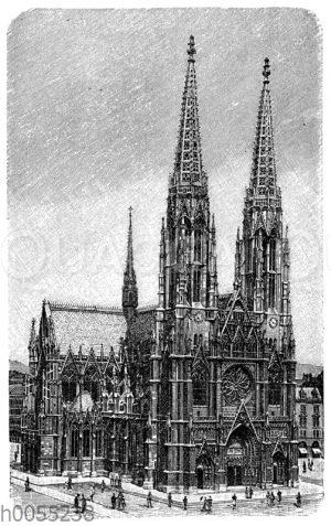 Wien: Votivkirche