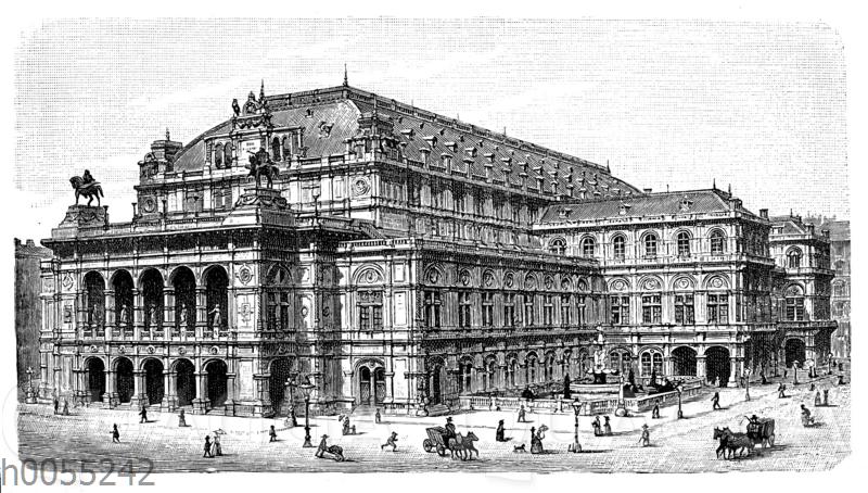 Wien: Hofopernhaus
