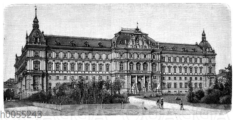 Wien: Justizpalast