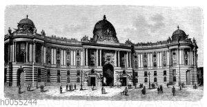 Wien: Kaiserliche Hofburg