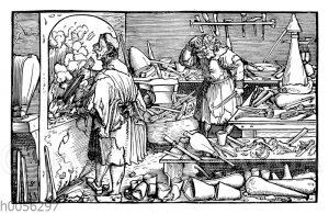 Alchemistisches Laboratoirum