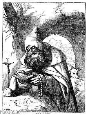 Hl. Abt und Einsiedler Antonius