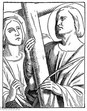 Hl. Märtyrer Timotheus und Maura
