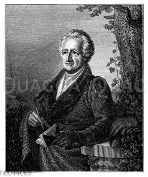 Goethe im 83. Lebensjahr