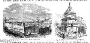 Abrahams Grab bei Hebron