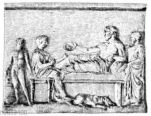 Tod des Sokrates