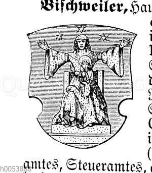 Wappen von Bischweiler