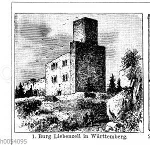 Burg Liebenzell in Württemberg