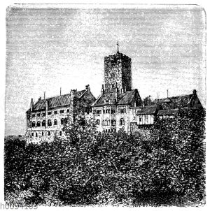 Wartburg (11. bis 12. Jahrh.