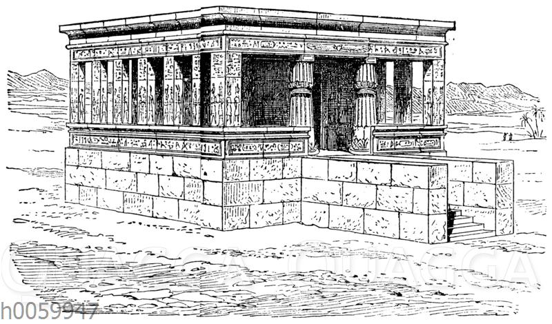 Tempel von Elephantine