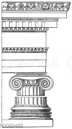 Säulenbasis